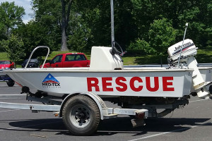 Water Rescue Support